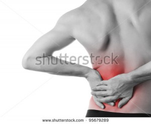 stock-photo-rear-view-of-a-young-man-holding-his-back-in-pain-isolated-on-white-background-monochrome-photo-95679289